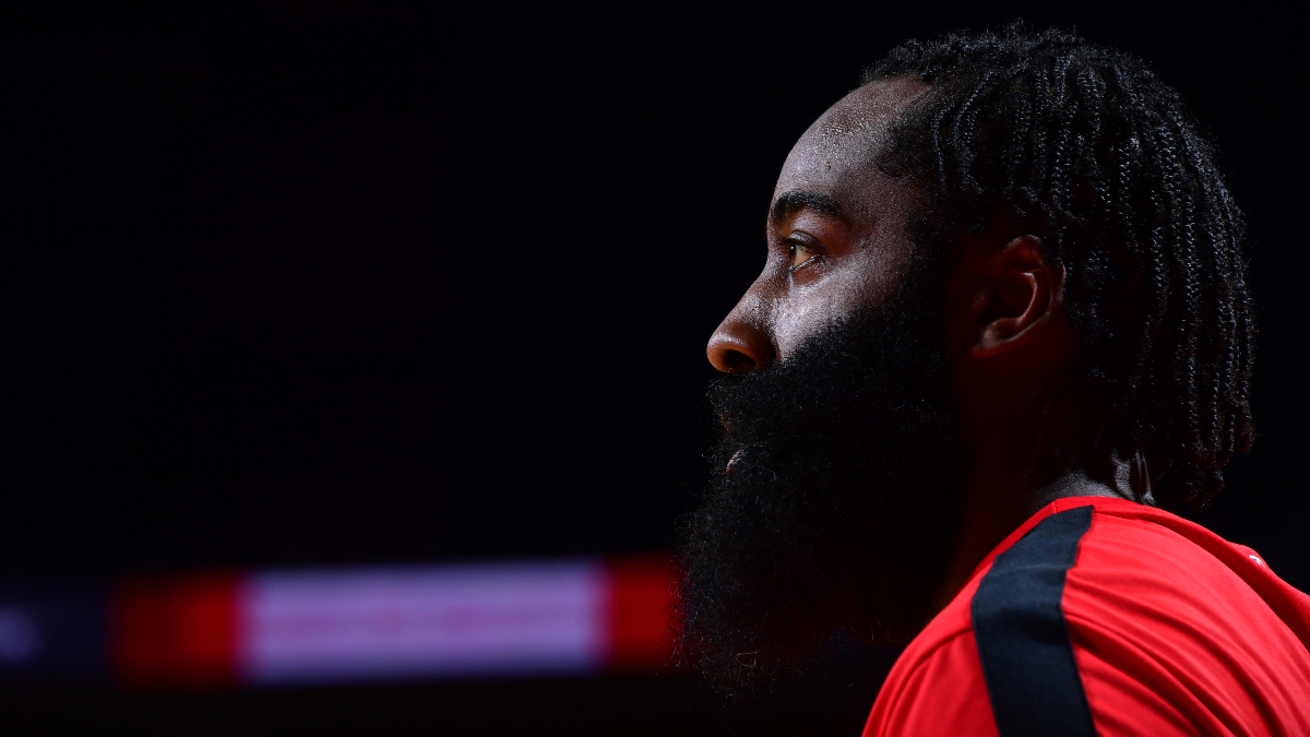 James Harden Traded To Nets: Brooklyn an NBA Title Liability for Sportsbooks article feature image