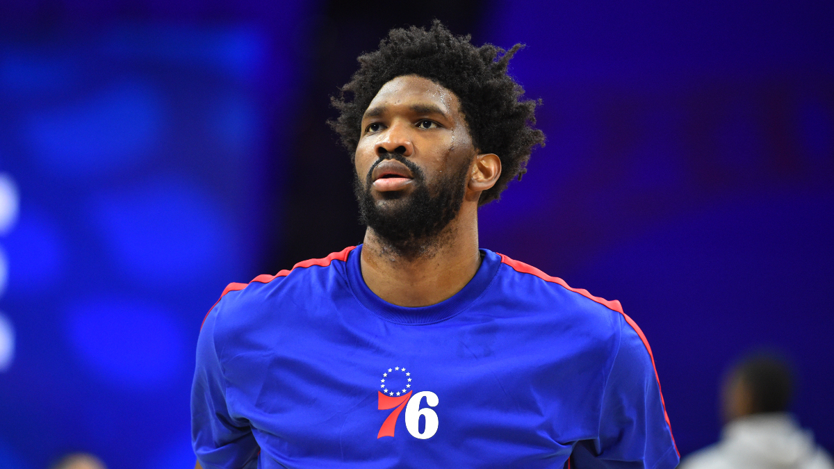 NBA Injury News & Starting Lineups (Dec. 31): Joel Embiid Probable for Thursday, John Wall Cleared for Season Debut article feature image