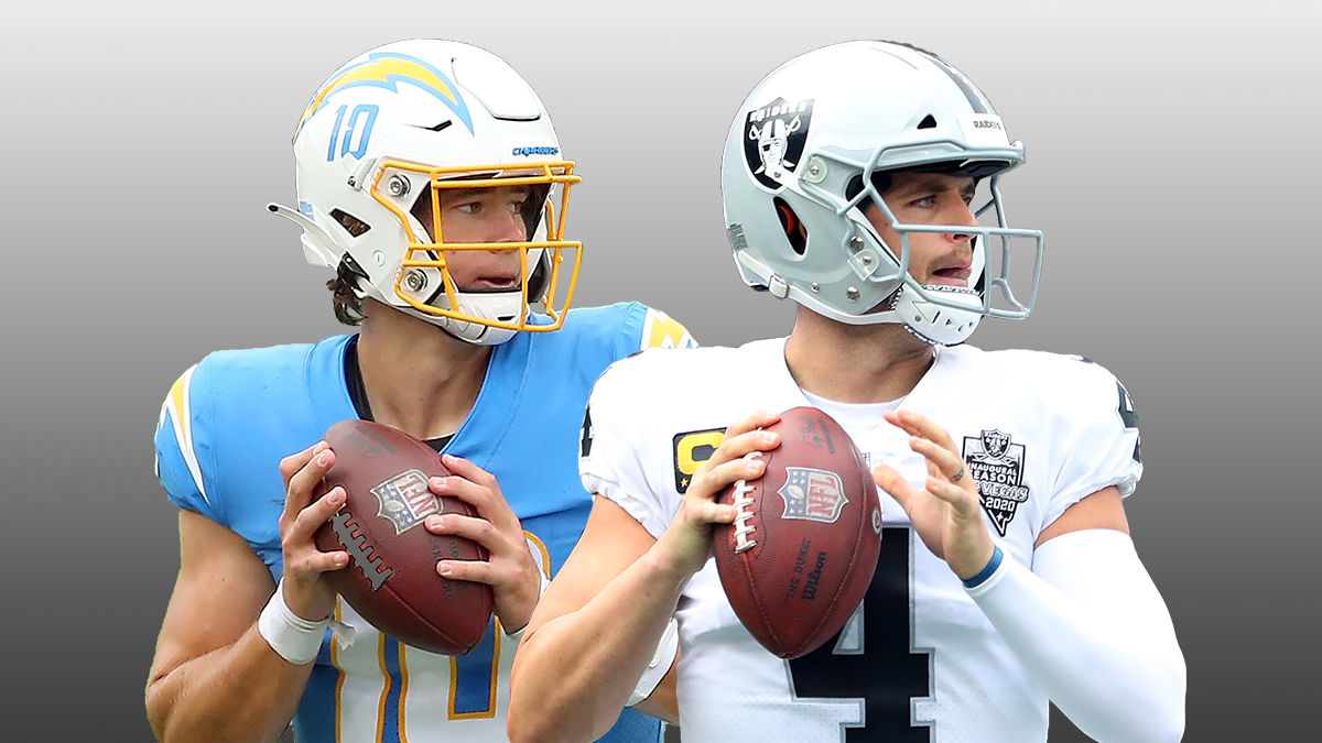 raiders vs chargers betting line 2021 ford