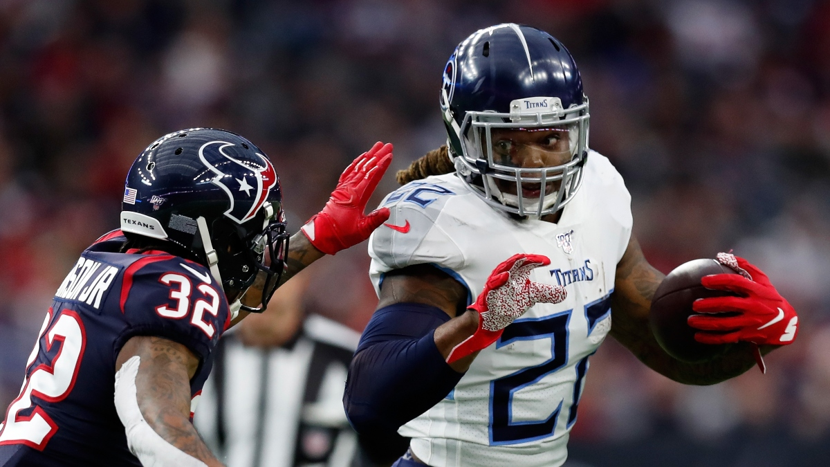 Texans vs. Titans Odds & Picks: Must-Win Doesn't Mean Auto-Bet Tennessee article feature image