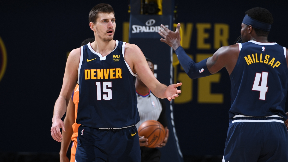 Mavericks vs. Nuggets Odds & Picks: Back Denver for Third Straight Win article feature image