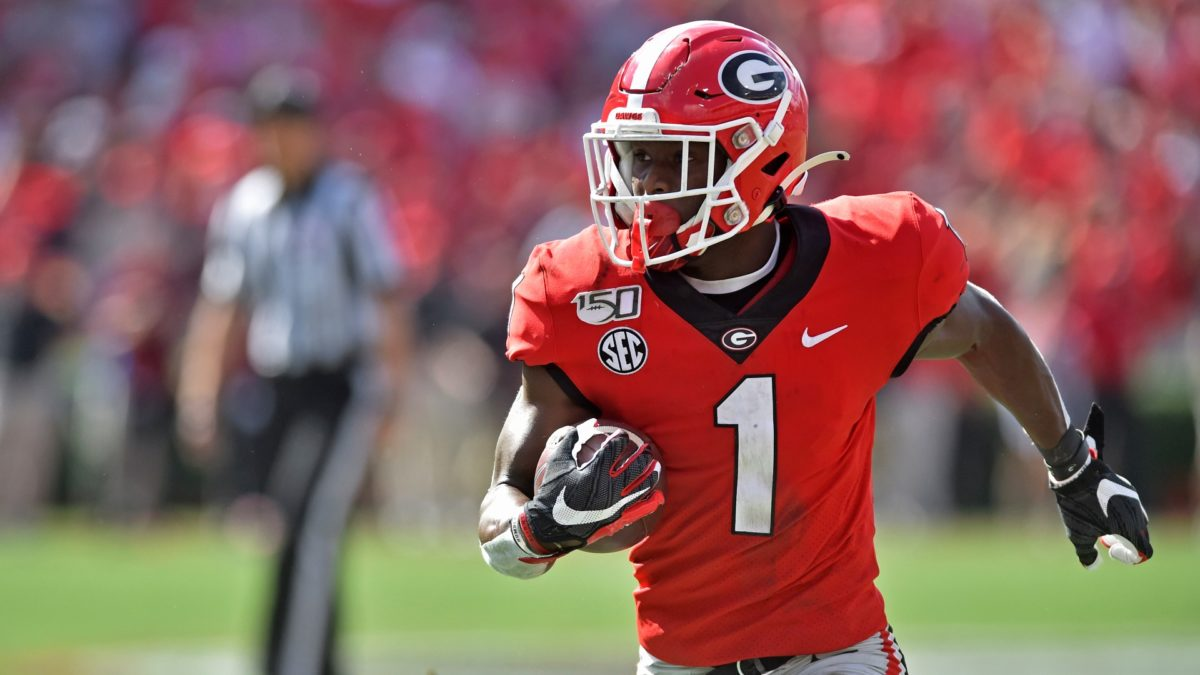 Cincinnati vs. Georgia Peach Bowl Odds & Pick: How to Bet College Football New Year's Day Matinee article feature image