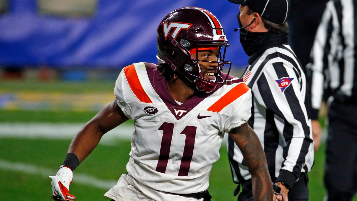 College Football Odds Pick For Clemson Vs Virginia Tech Sharps Projections Reveal Betting Edge Saturday Dec 5