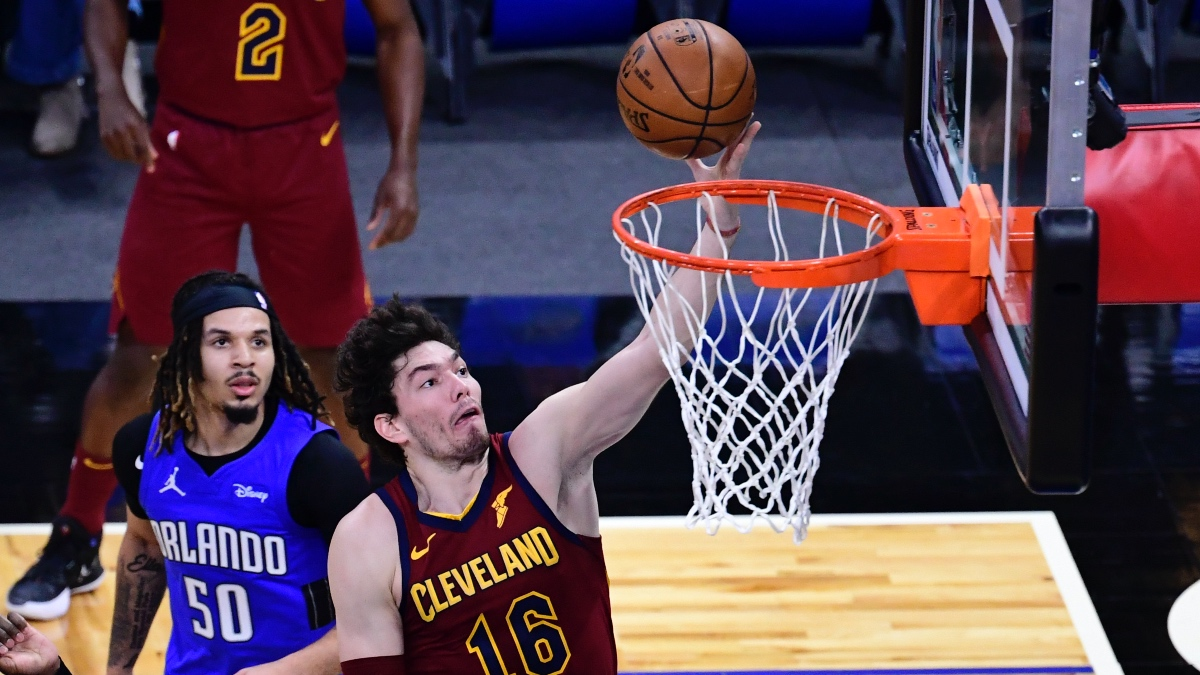 NBA Player Prop Bets & Picks: Osman, Brooks Highlight Options On Small Thursday Slate (Jan. 7) article feature image