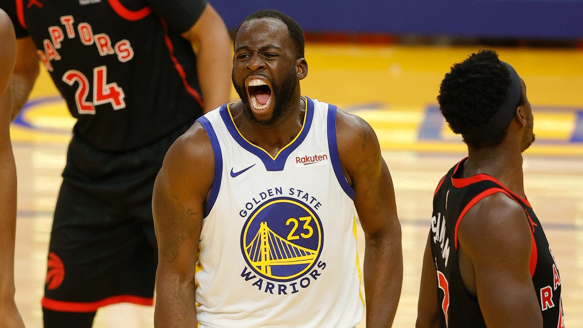 NBA Player Prop Bets & Picks: Warriors' Green Leads Top Plays On Tuesday's Thin Slate (Jan. 12) article feature image