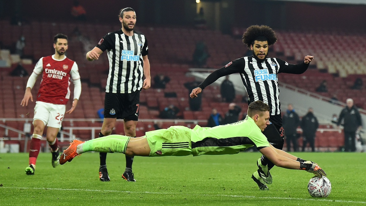 Sheffield United vs. Newcastle Tuesday EPL Betting Odds, Picks & Predictions: Floundering Teams Meet at Bramall Lane article feature image