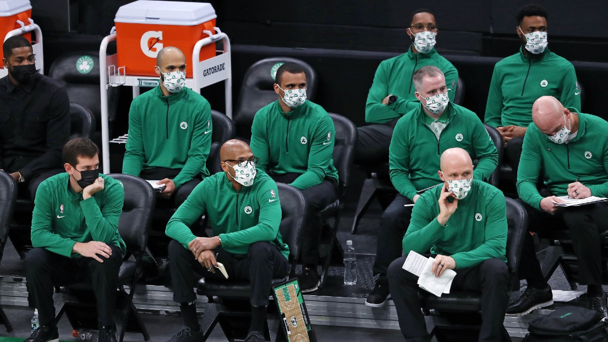'No Alternative But Vigilance': Inside the NBA's COVID Response, And Why the League Won't Shut Down article feature image