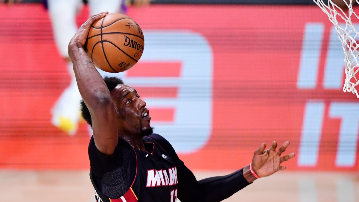 Heat vs. Wizards Odds & Picks: Miami Will Dominate Down Low article feature image