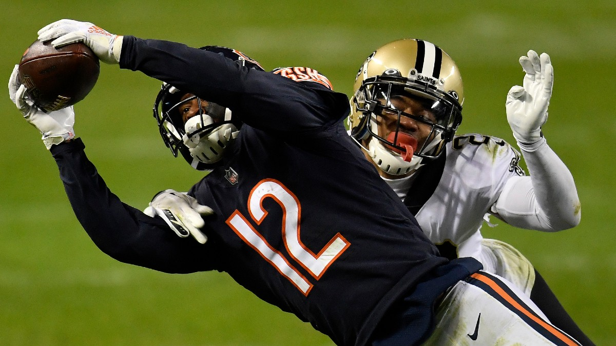 Bears vs. Saints WR/CB Matchups: Marshon Lattimore to Shadow Allen Robinson article feature image