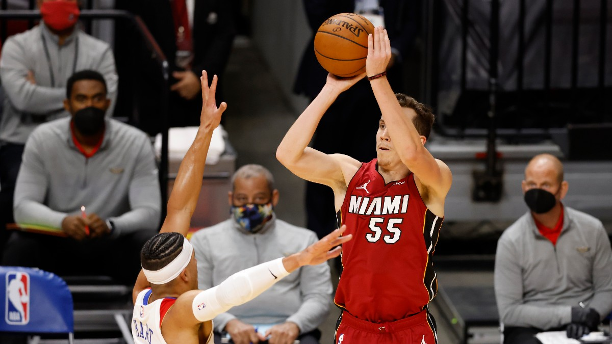 Heat vs. 76ers Odds & Picks: Shorthanded Miami Can Still Hang (Jan. 14) article feature image