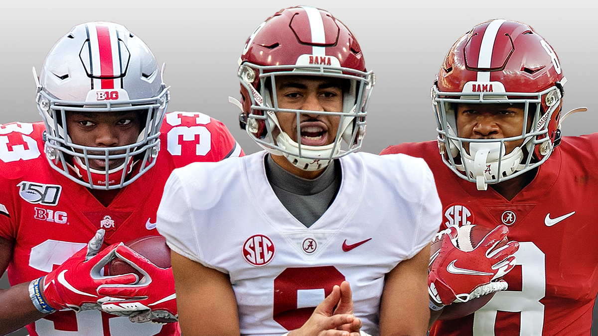 College Football Futures: Examining the Next Playmakers for Alabama & Ohio State article feature image