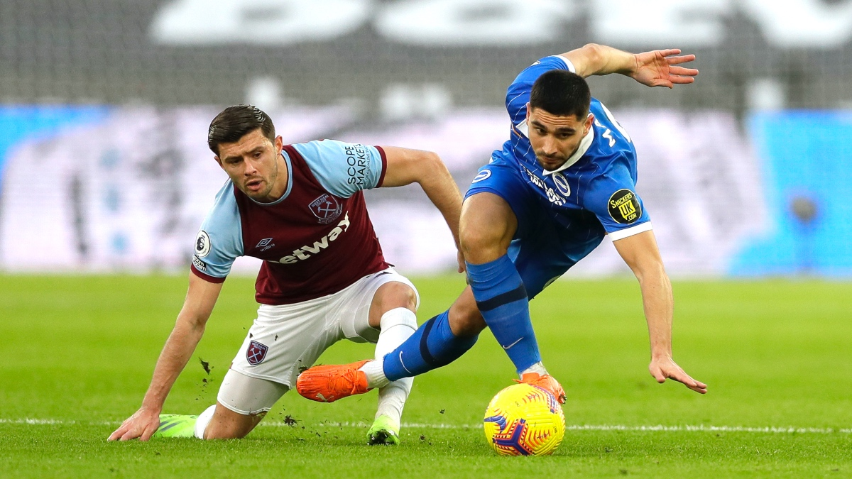 Premier League Betting Odds & Pick: Brighton & Hove Albion vs. Wolves (Saturday, January 2) article feature image