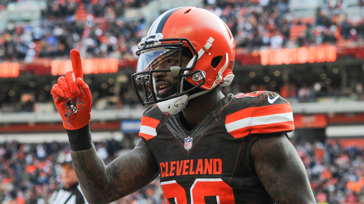 This Jarvis Landry Under Is the NFL Prop To Bet For Browns vs. Steelers article feature image