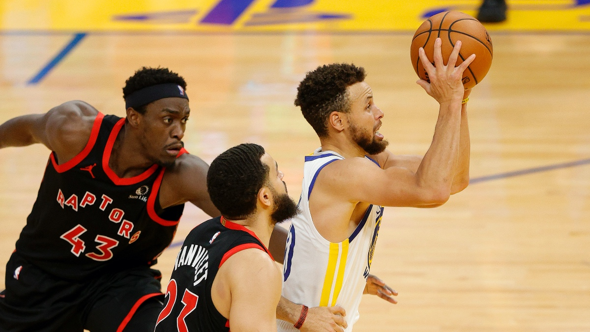 Warriors vs. Nuggets Odds & Pick: Expect Offenses To Shine in High-Scoring Affair article feature image