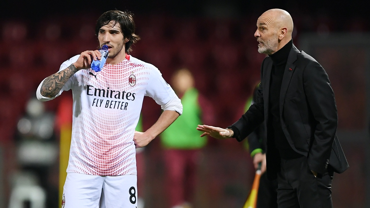 Serie A Betting Odds & Pick: Back AC Milan Over Torino (Saturday, Jan. 9) article feature image