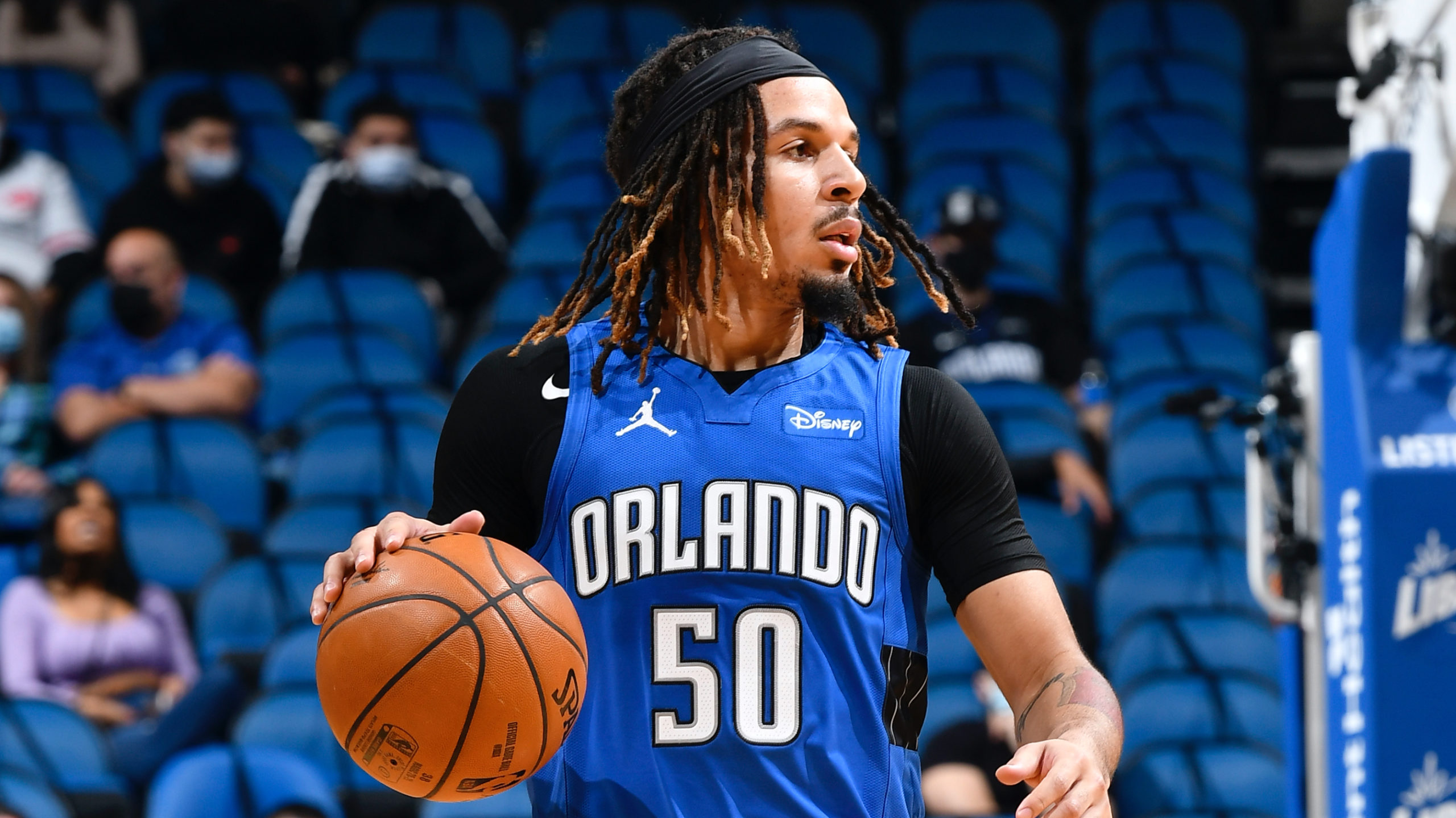 Anderson: Magic's Cole Anthony Now a Serious Rookie of the Year Candidate article feature image