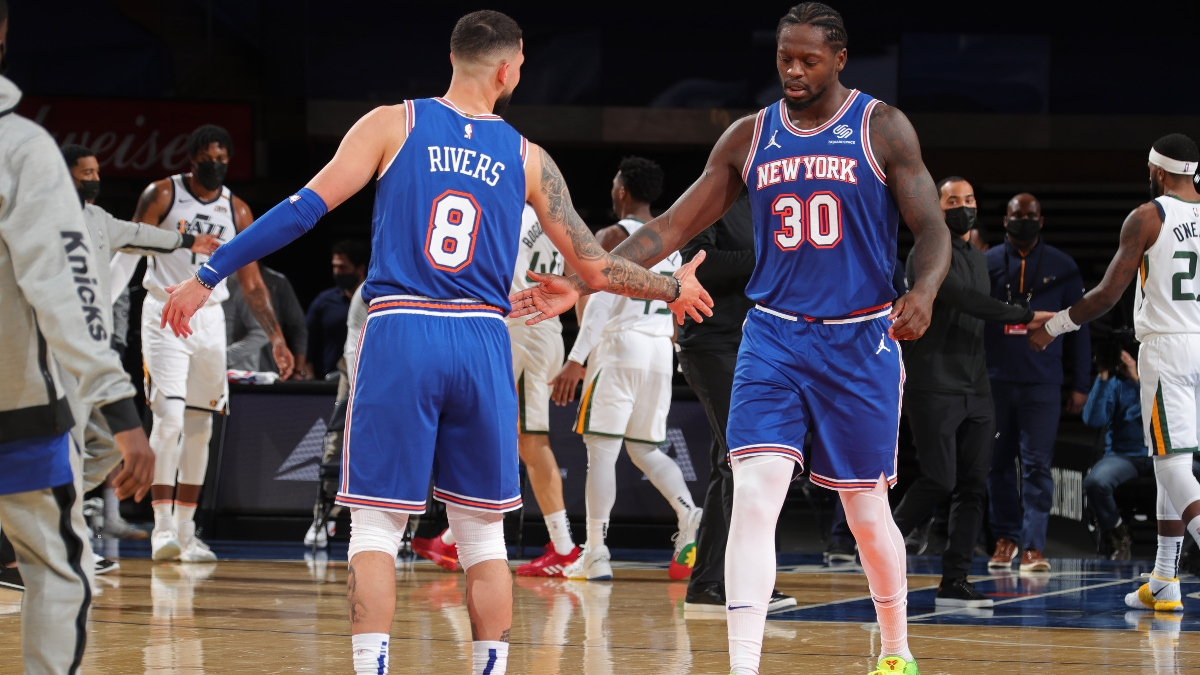 NBA Odds & Picks for Knicks vs. Hornets: These Trends Say to Back New York article feature image