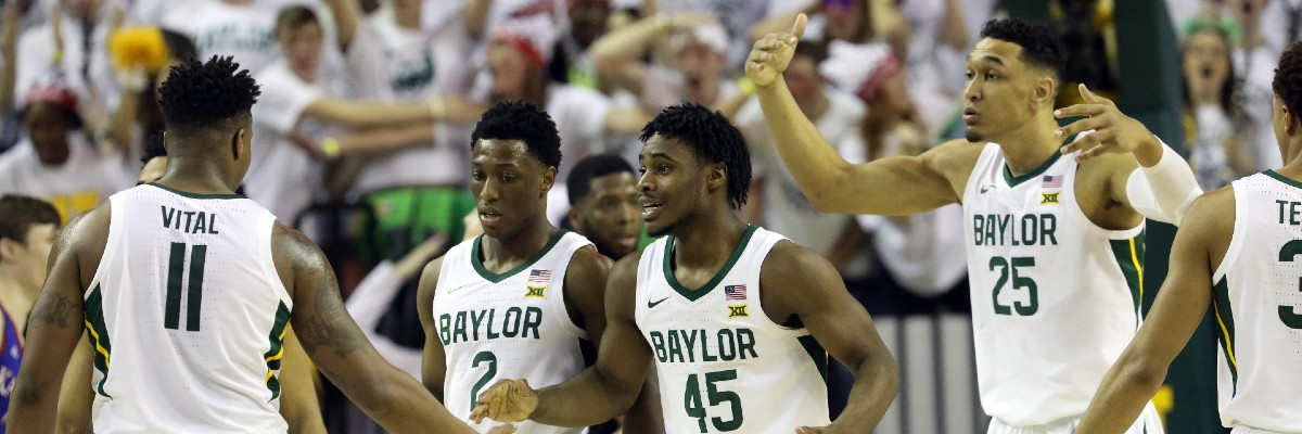ncaa-college basketball-betting-odds-picks-futures-big 12-baylor-texas-kansas-west-virginia