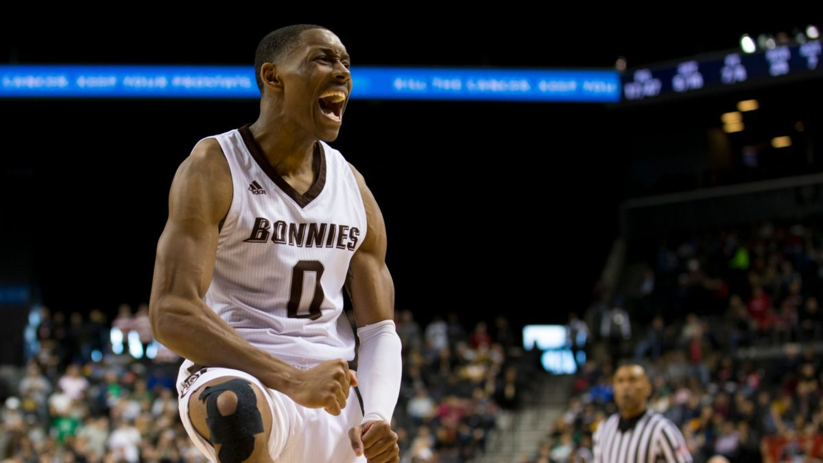 St. Bonaventure vs. Richmond Odds & Pick: Back the Bonnies in Saturday's A-10 Showdown article feature image