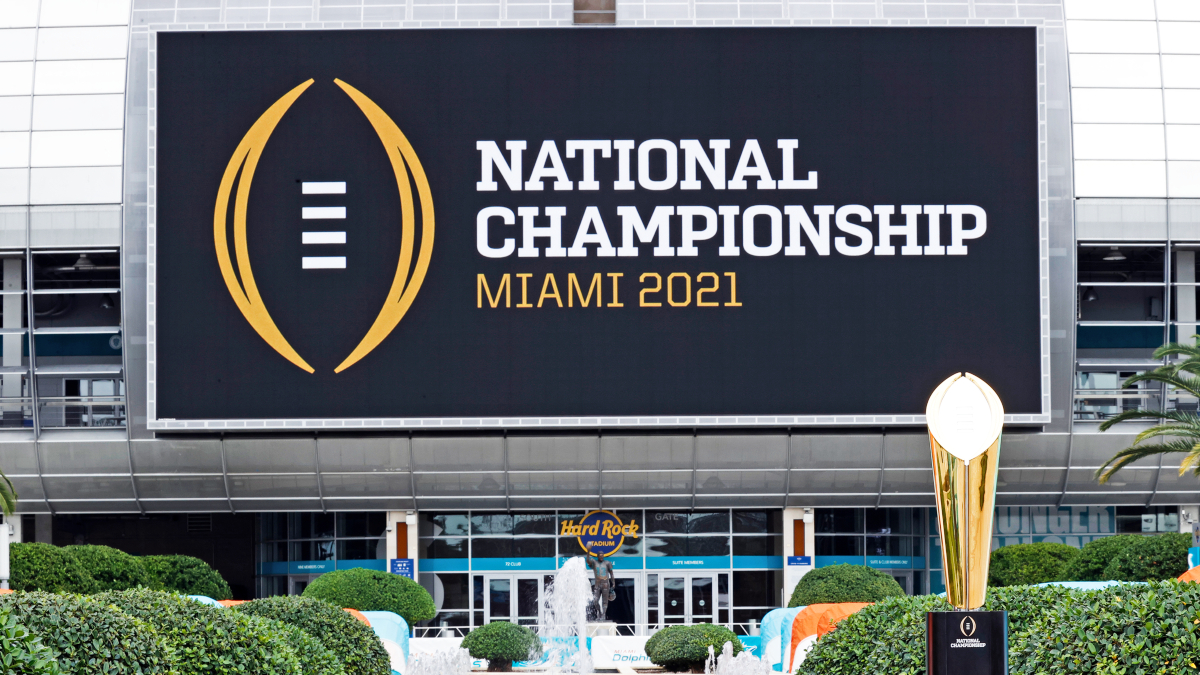 Alabama vs. Ohio State: Updated Odds & Line Movement for the CFP National Championship article feature image