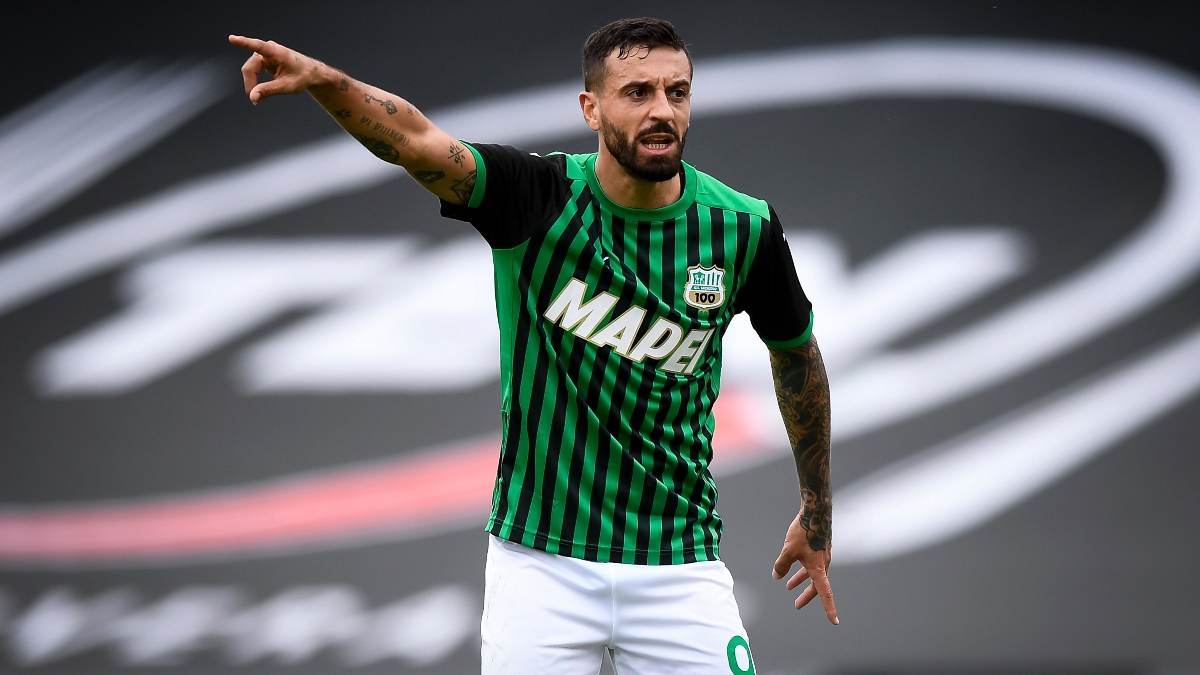 Atalanta vs. Sassuolo Sunday Serie A Betting Odds, Picks & Predictions (Jan. 3) article feature image