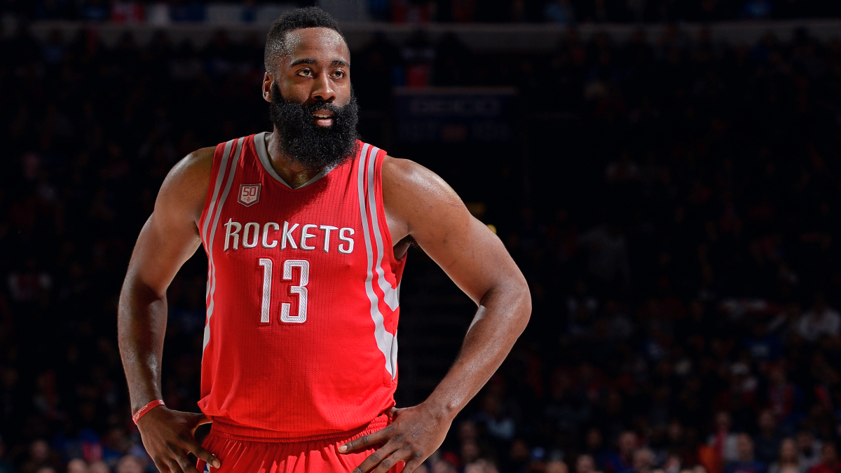 The Superhuman, The Artist, and The Rock Star: Houston Trades Harden to Nets in 4-Team Deal article feature image