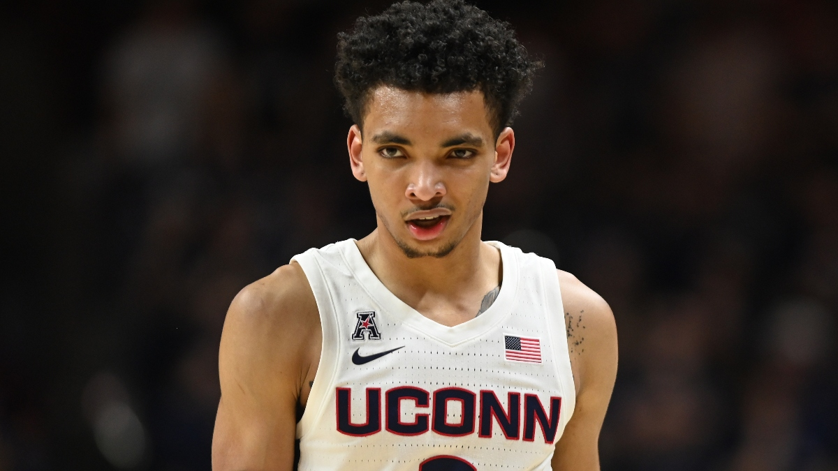 UConn vs. DePaul Odds & Pick: Back Blue Demons vs. Surging Huskies on Monday Night article feature image