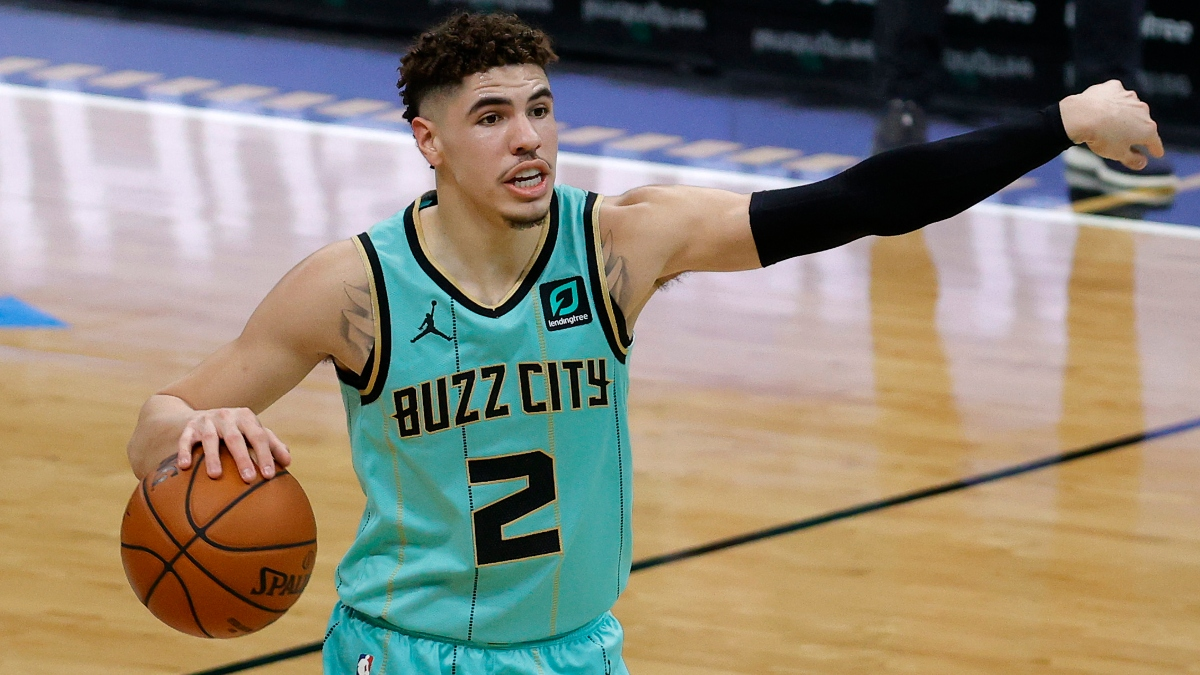 NBA Player Prop Bets, Picks: LaMelo Ball, Clint Capela Provide Value on Monday (Jan. 11) article feature image