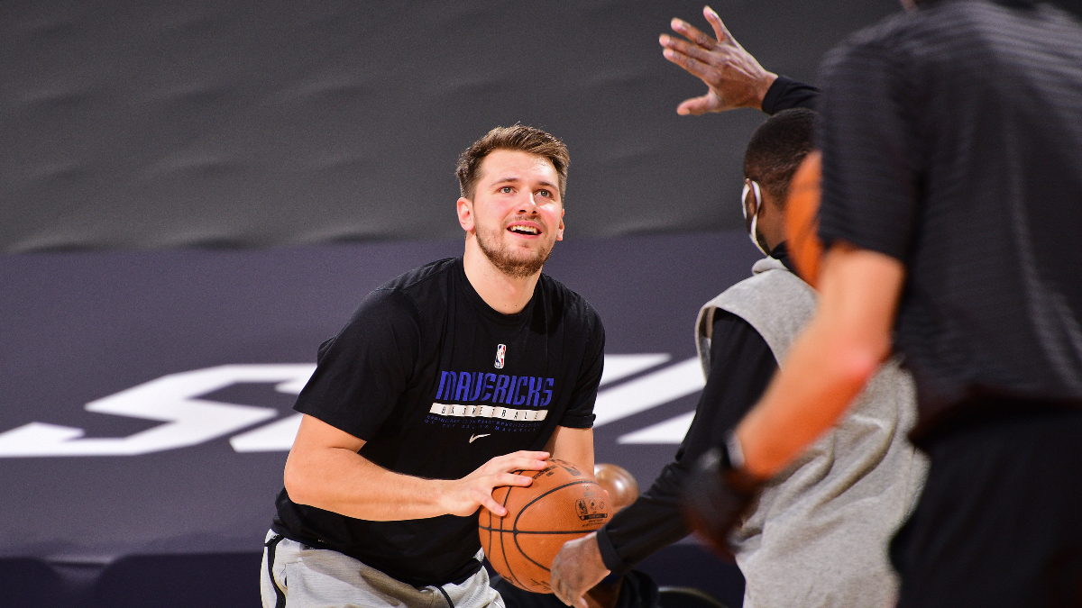 NBA Injury News & Starting Lineups (Jan. 4): James Harden Active, Luka Doncic Trending Toward Playing Monday article feature image