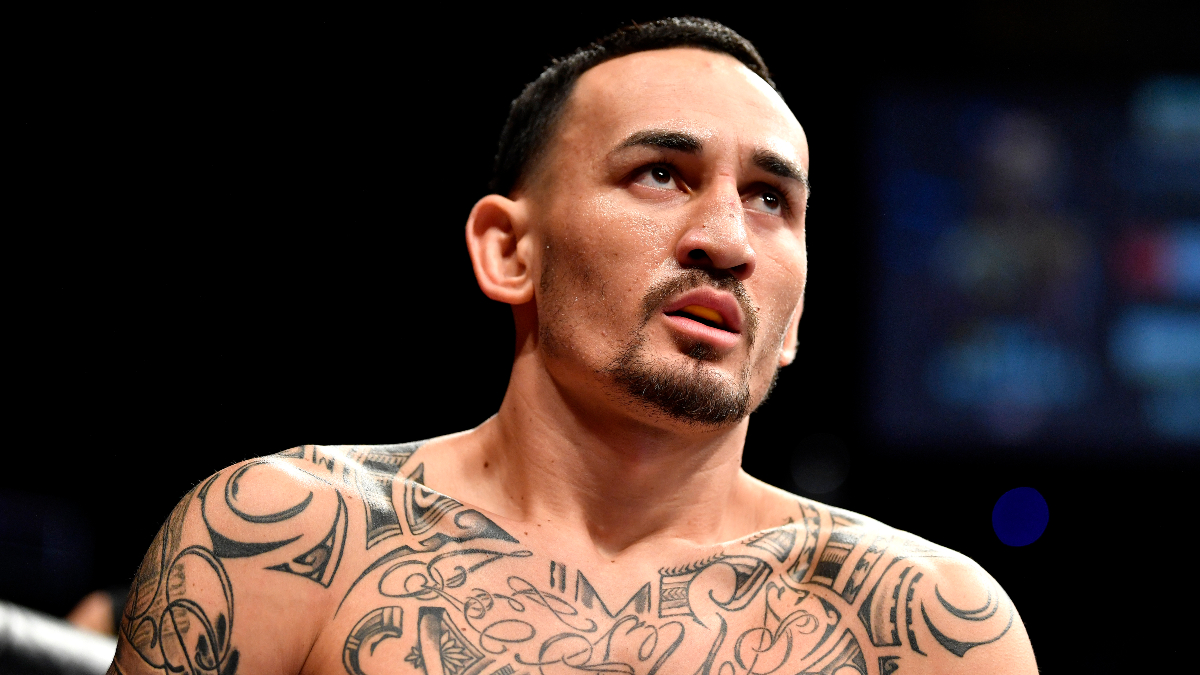 UFC Fight Night Betting Odds: Max Holloway Favored vs. Calvin Kattar at Fight Island article feature image