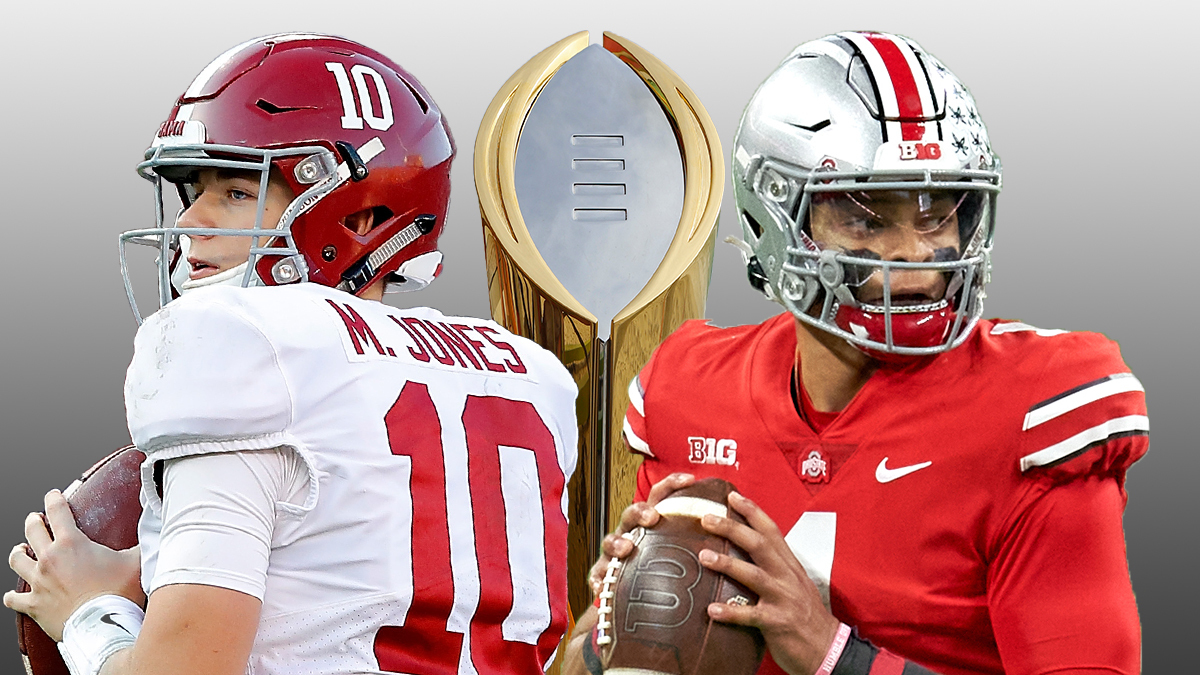 CFP National Championship Odds & Picks: The Ultimate Guide to Betting Ohio State vs. Alabama article feature image