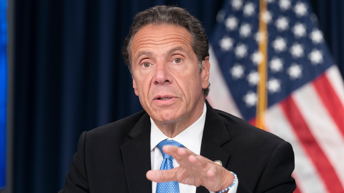 New York Sports Betting: What Comes After Andrew Cuomo's Support For Online Wagering, What A Lottery Would Mean, More article feature image