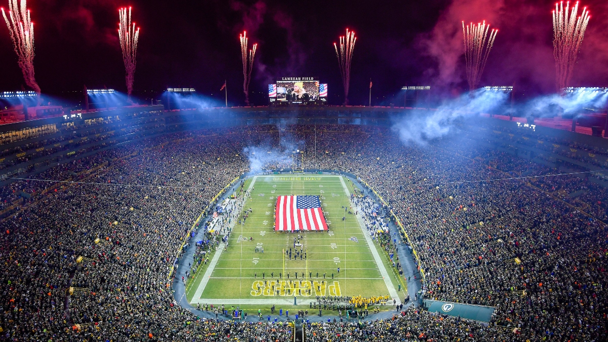 How Much NFL Home Field Advantage Is Worth — and Which Playoff Teams Actually Have It article feature image