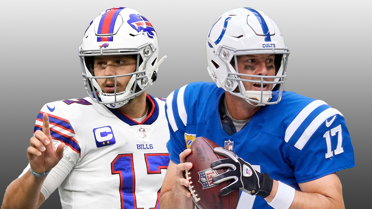 Colts vs. Bills Odds & Picks For Wild Card Weekend: How To Bet Saturday's Spread, Total & More article feature image
