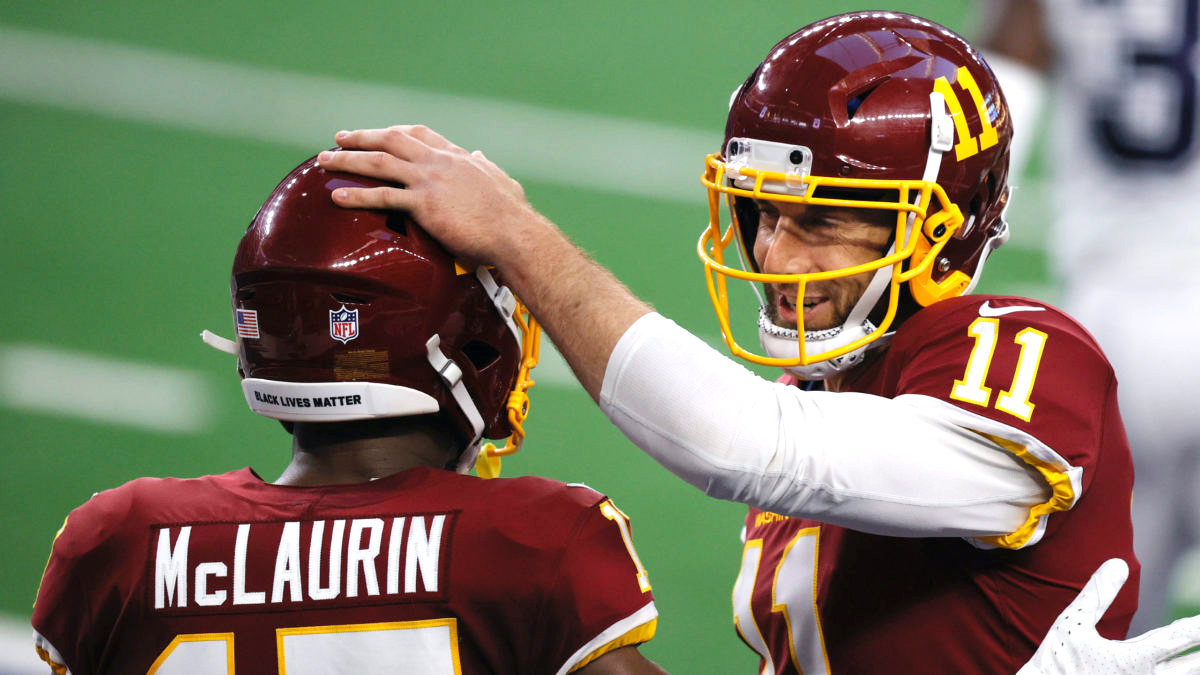 Washington vs. Eagles Picks & Predictions: How To Bet Sunday Night Football article feature image