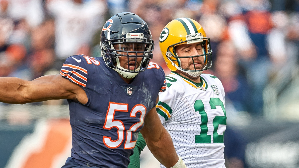 NFL Picks & Prop Bets: Rams To Cover Spread, Packers-Bears Under & Four Player Props article feature image