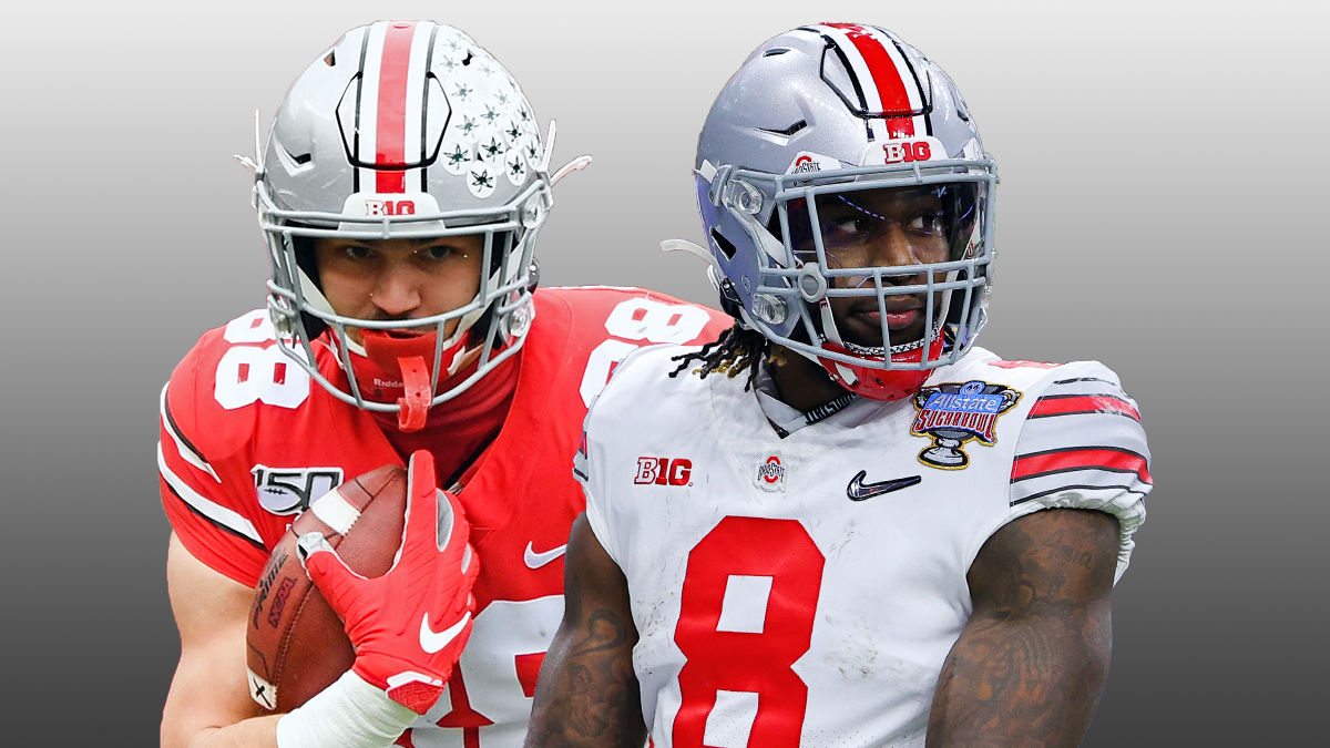 CFP National Championship Prop Picks: The 4 Ohio State Players to Bet vs. Alabama article feature image