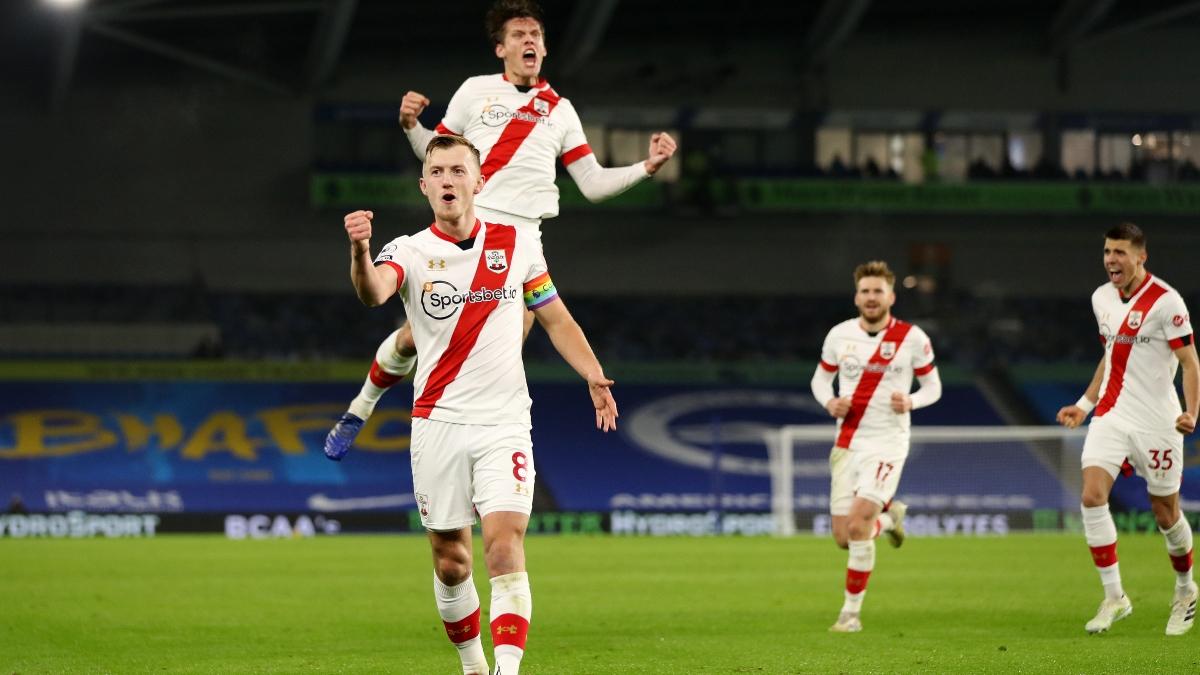 Southampton 1-0 Liverpool: Ralph Hasenhüttl se emociona