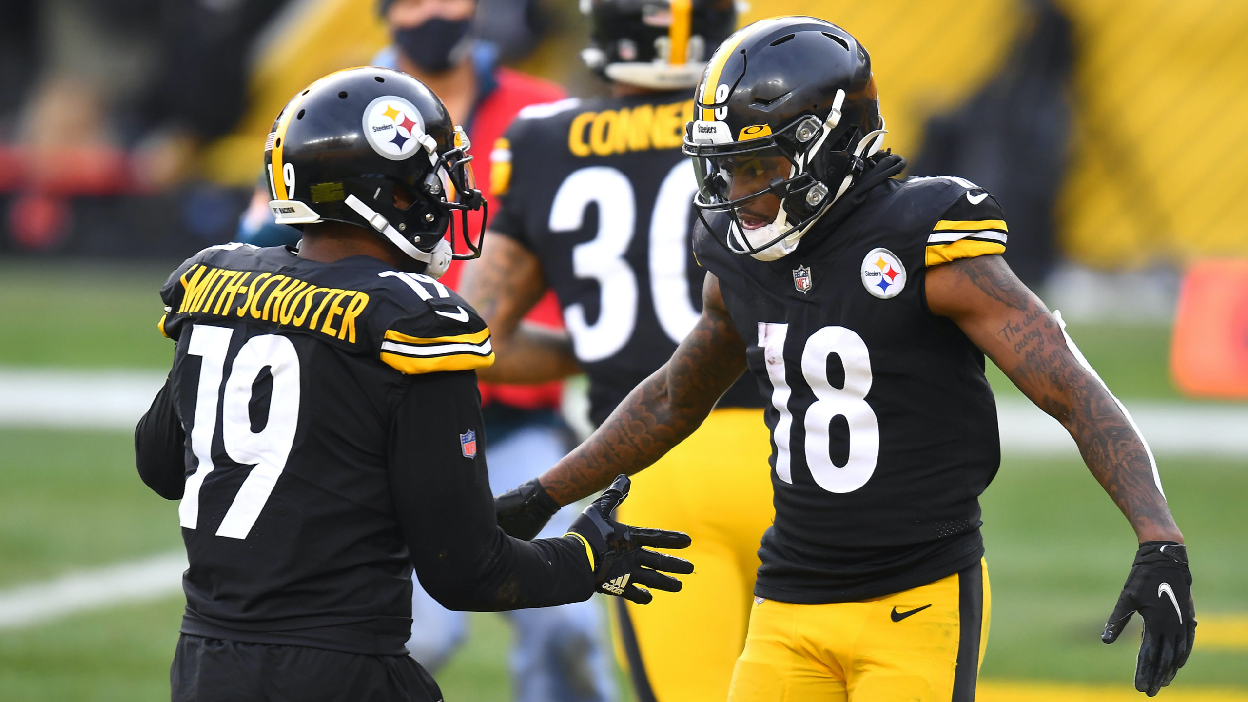Freedman's Full Wild Card Weekend WR/CB Matchup Breakdown article feature image