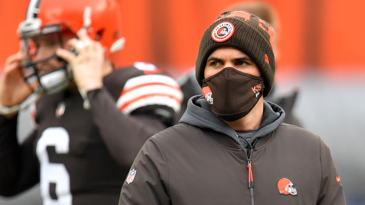 Browns vs. Steelers Betting Odds: Cleveland COVID Issues Shifting NFL Wild  Card Spread