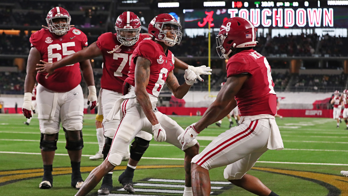 betting on college football national championship