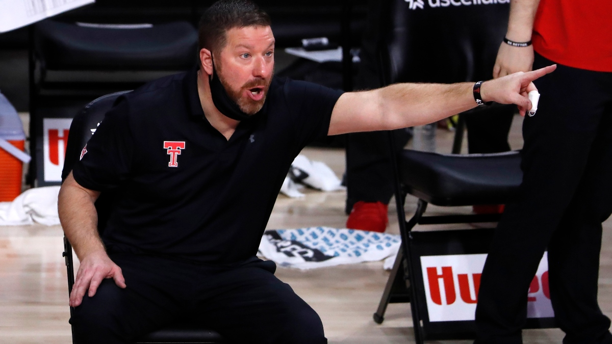 Texas Tech vs. Texas Odds & Pick: How to Bet the Over/Under on Wednesday (Jan. 13) article feature image