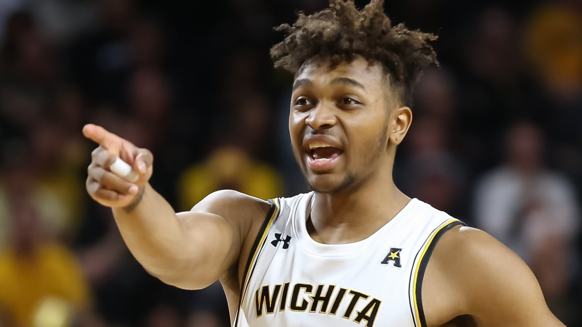 Odds & Pick for Cincinnati vs. Wichita State Basketball: Back the Surging Shockers Offense article feature image