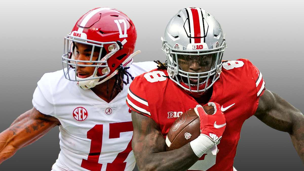 College Football National Championship Odds & Picks: The Case for Betting Alabama & Ohio State article feature image