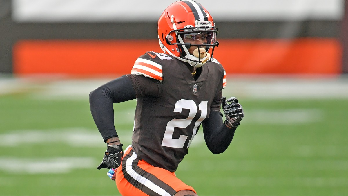 Browns COVID Update: Denzel Ward Among Cleveland's Missing Starters article feature image