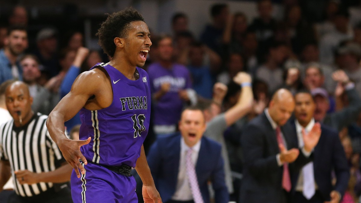 southern conference-tournament-betting-odds-picks-2021