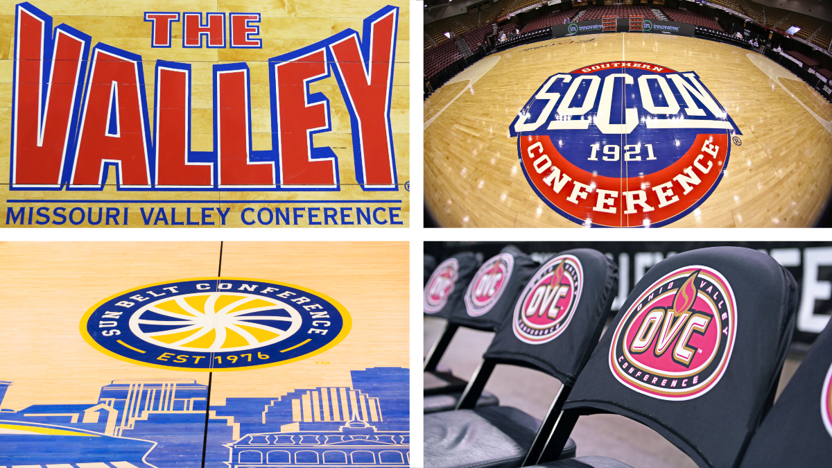 college basketball-conference tournaments-betting-march 5-mvc-socon-sun belt-ovc