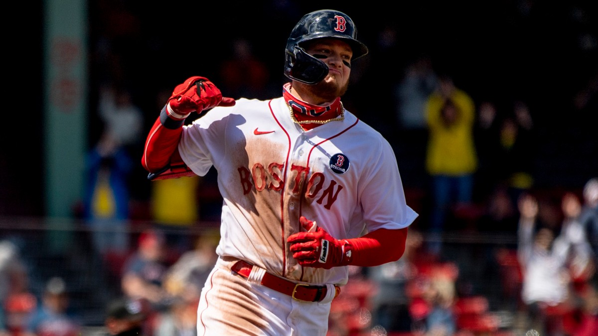 seattle mariners vs boston red sox-mlb-odds-bets-picks-april-22