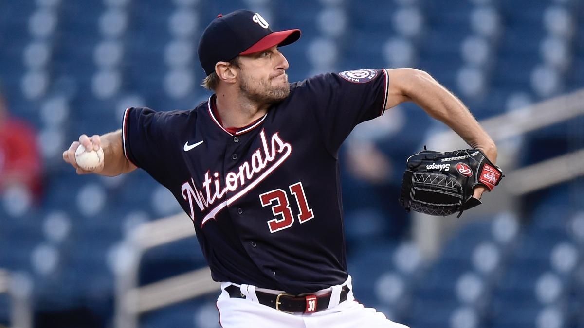 major league baseball-betting-odds-picks-predictions-washington nationals-max scherzer-wednesday-april 21