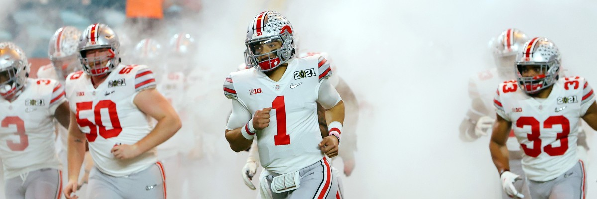 nfl draft-3rd quarterback-justin fields-trey lance-mac jones-ohio state-north dakota state-alabama